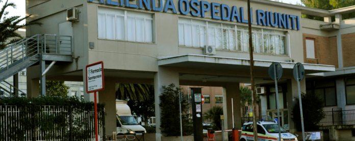 OSPEDALI RIUNITI FOGGIA (immagine d'archivio)