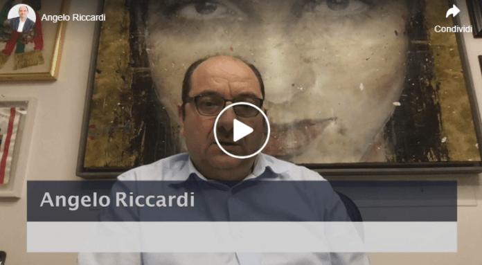 ANGELO RICCARDI (FRAME VIDEO, Foggia 24.04.2020)