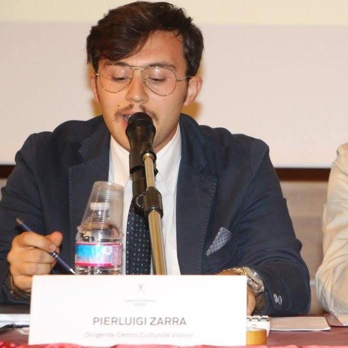 Dott. Pierlugi Zarra, Coordinatore Forza Italia Giovani – Foggia