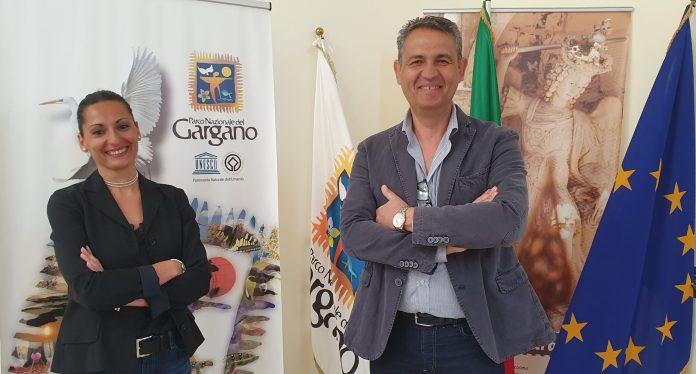 Si è insediata oggi presso la sede di Monte Sant'Angelo la nuova Direttrice dell'Ente Parco Nazionale del Gargano Maria Villani