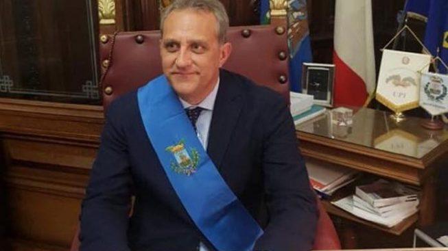 NICOLA GATTA, PRESIDENTE DELLA PROVINCIA DI FOGGIA