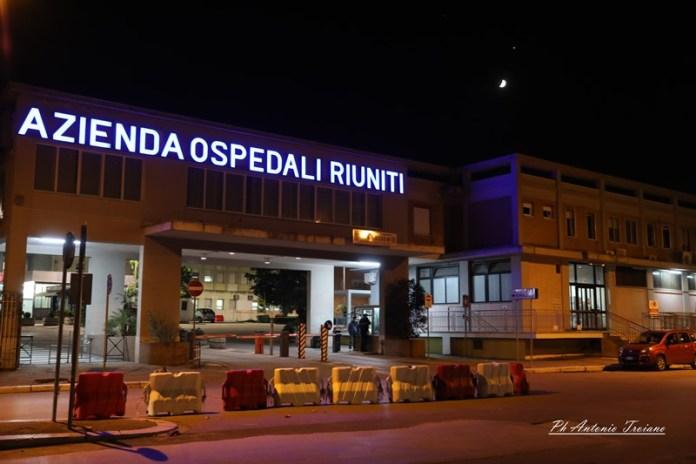 RIUNITI FOGGIA, ESTERNO PH ANTONIO TROIANO