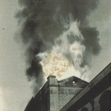 15 dicembre 1950-Il violento incendio che distrusse una parte del mulino-pastificio D'Onofrio & Longo