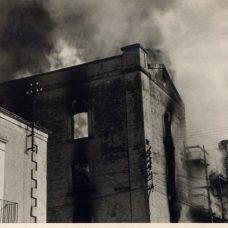 15 dicembre 1950-Incendio del molino-pastificio D'Onofrio & Longo