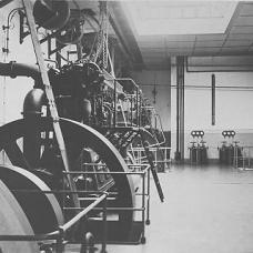 1926 sala macchine -Vittorio-