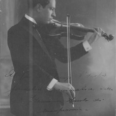 1928 il M° Umberto Tucci dedica a Vincenzo D'Onofrio