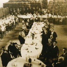 1932-Sala magazzino pastificio D'Onofrio & Longo-Matrimonio Bava-D'Onofrio