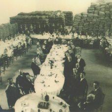 Anni '30- Magazzino mulino-pastificio D'Onofrio & Longo-Matrimonio D'Onofrio- Bava