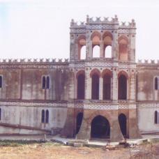 Villa Rosa fatta costruire da Vincenzo D'Onofrio -foto da nord