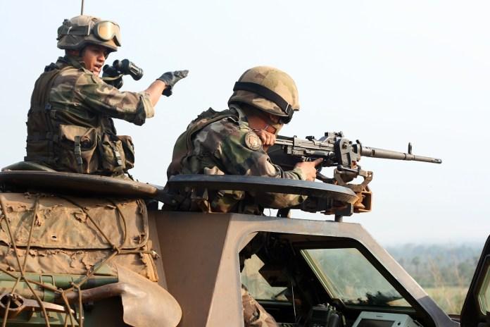 Esercitazioni Militari