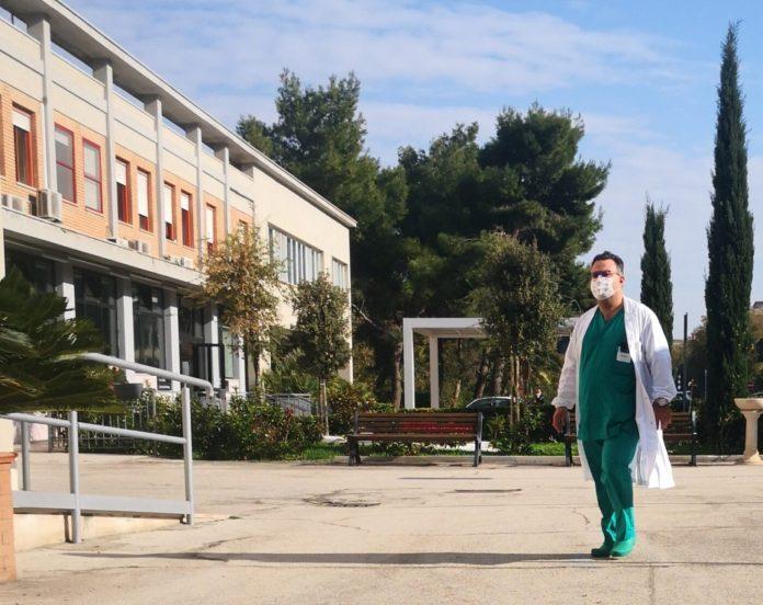 Foggia, Covid: report ricoverati ai Riuniti: 177 assistiti