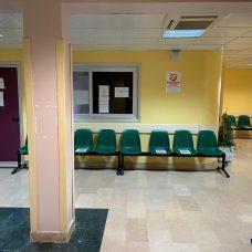 foto 4 - sala di attesa -comunicato stampa n. 8