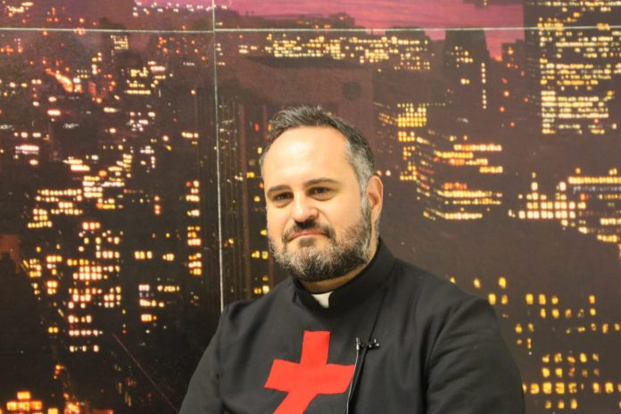 Padre Alfredo Tortorella
