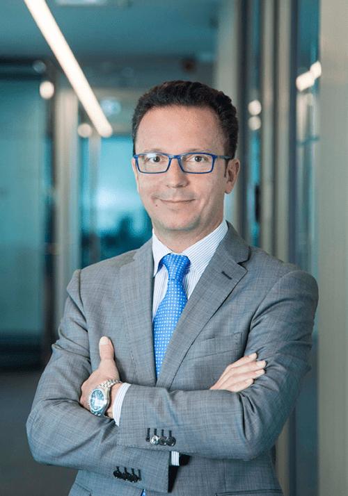 Il ceo di Cerved Group Andrea Mignanelli