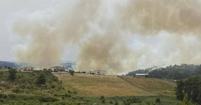 Incendio Vico del Gargano