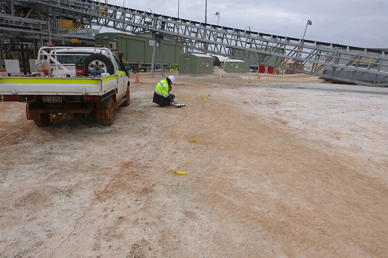 Field Tests and Techniques - Electrical Resistivity Measurement