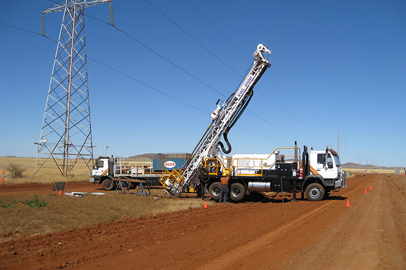 Geotechnical Services - Site Investigation