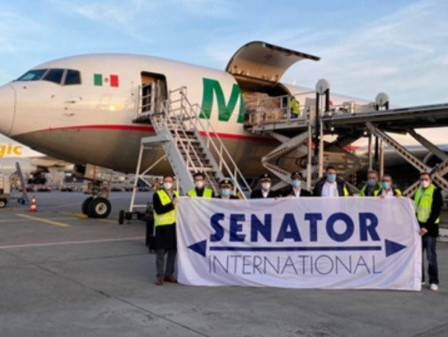 Senator International, MasAir partner to launch direct flight from Mexico City to Frankfurt