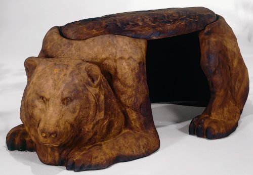 Bear Bench 3 Piece Small