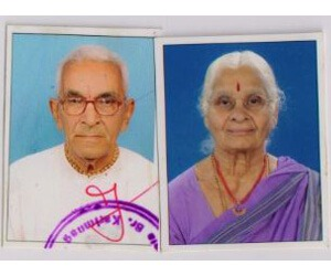 SIRIKONDA-BALAKISHAN-RAO-AMRUTHAMMA-1 Donor to Statue Of Equality Project