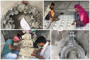 Sculpture (Stone Work)