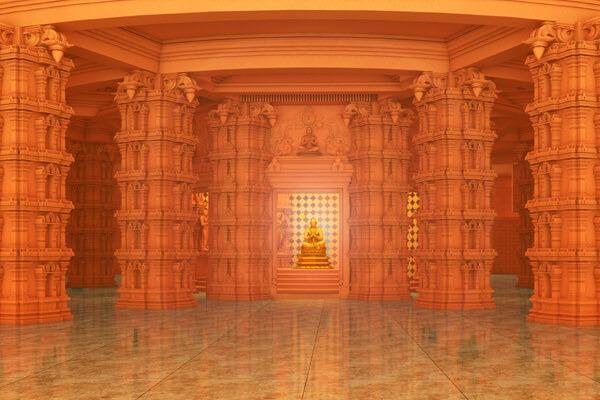 Bhagavad Ramanuja Swarna Murthi