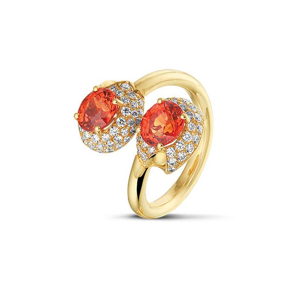 Art collection: Ring Mandarin