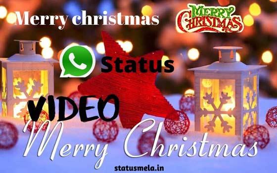 merry Christmas status in hindi for Whatsapp