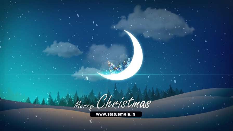 Merry XMAS Greetings Short Video status download