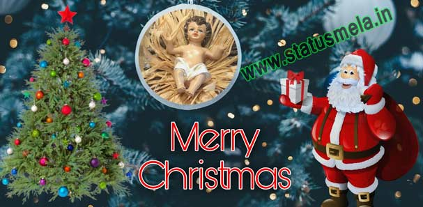 Santa Wishing Christmas status video 2020 download
