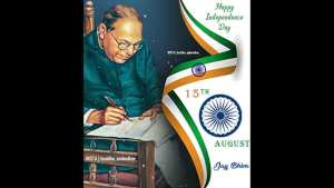 Read more about the article 15 August Independence Day Ambedkar Status Video Download