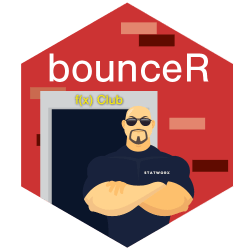 bounceR logo