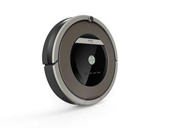 iRobot Roomba 871 Staubsaug-Roboter, mit Fernbedienung, grau - 11