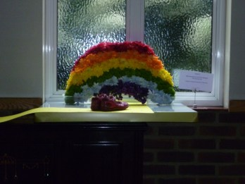 """Over the Rainbow"" - Our Mission Flower Festival"