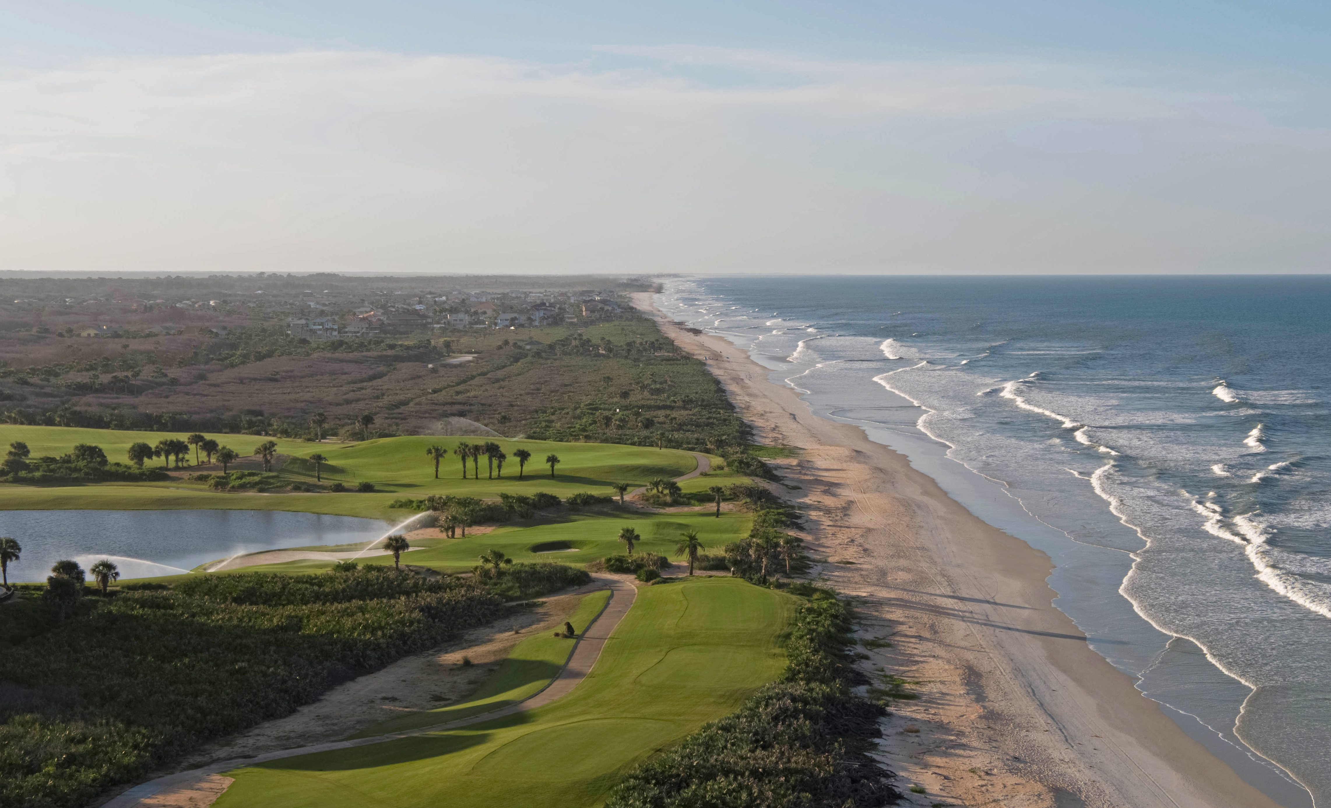 The Ocean Course At Hammock Beach Resort Reopens After