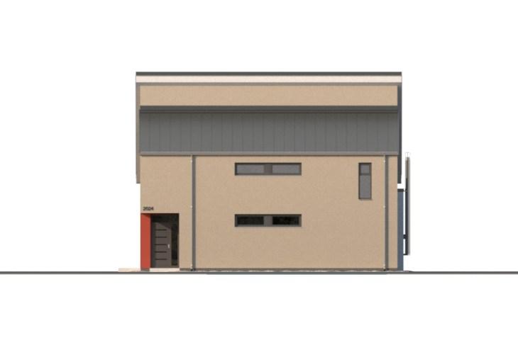 Projekt domu - Aktiv 2024