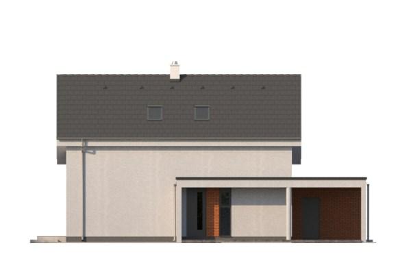 Projekt domu - Aktiv 2021base