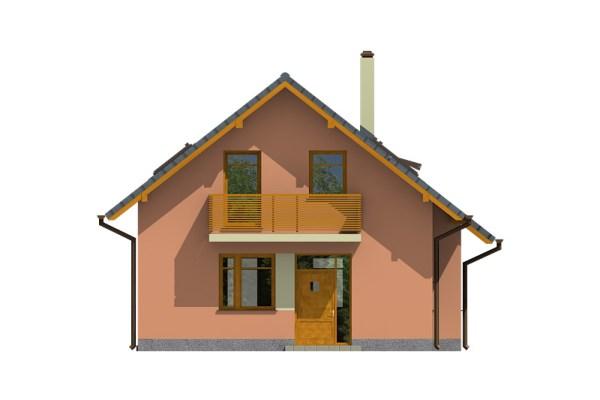Projekt domu - Aktual 034