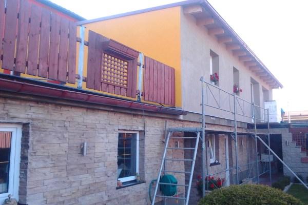 Výstavba RD Kfely-dřevostavba domu svépomocí | 1 - 1