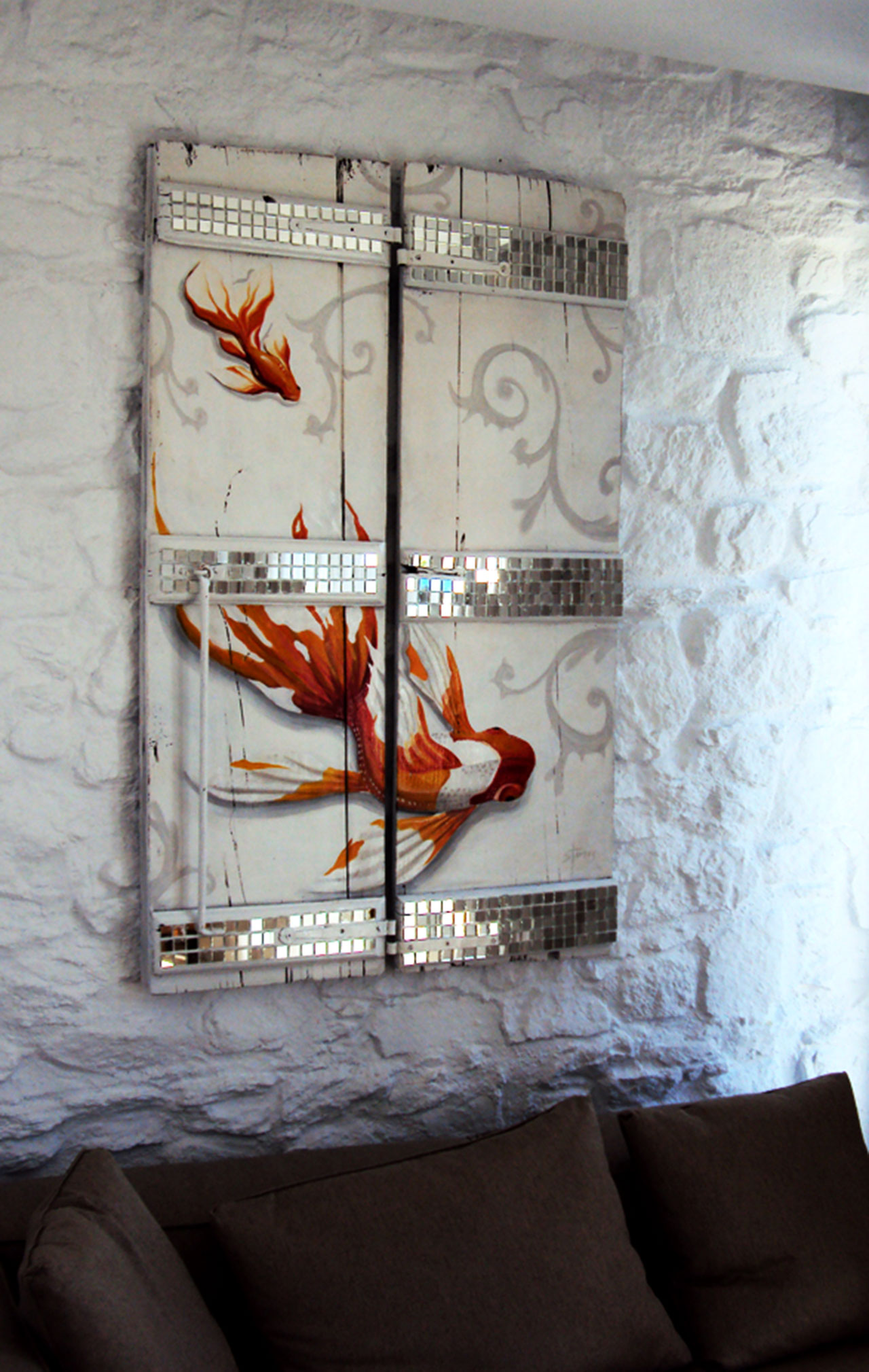 goldfish-decor
