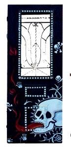 skull-door
