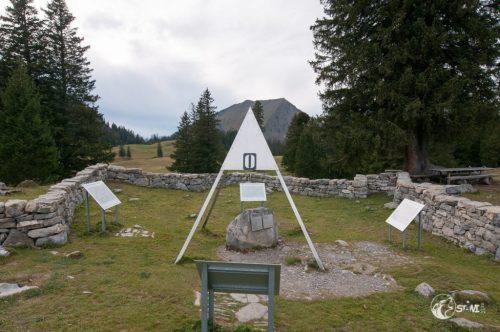 Mittelpunkt der Schweiz.