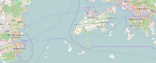 Tag 1 und 2. Hongkong, Lantau und Macau.