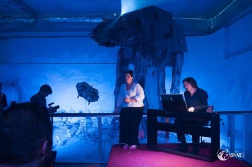 Theater KR-MG in der Filmfigurenausstellung.