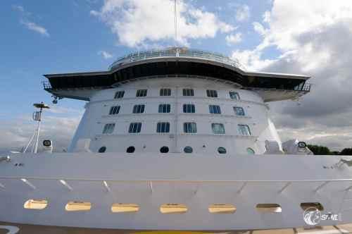 Mein Schiff 4 von vorne