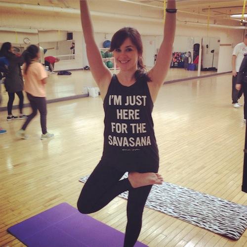 yoga heals the wandering soul