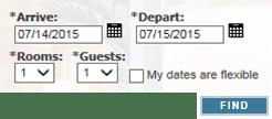 Online reservation box