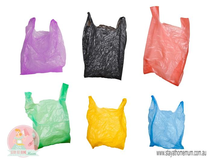 Alternative Uses For Plastic Shopping Bags Stay At Home Mum