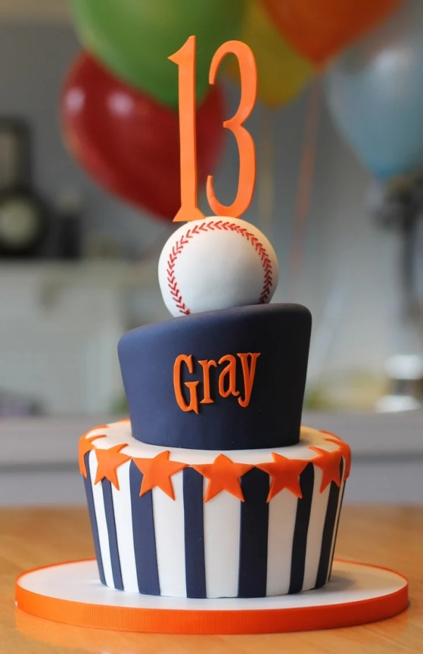 25 Amazing Cakes for Teenage Boys - Stay at Home Mum