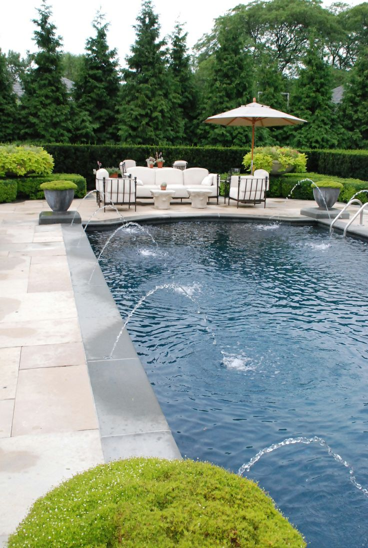 29 Backyard Pools to Dream About on Dream Backyard With Pool id=35476